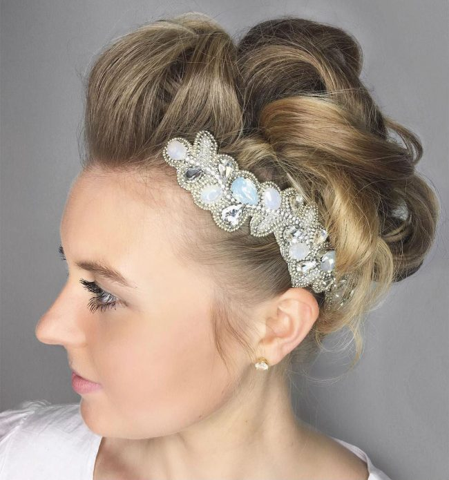 Homecoming Hairstyles 21