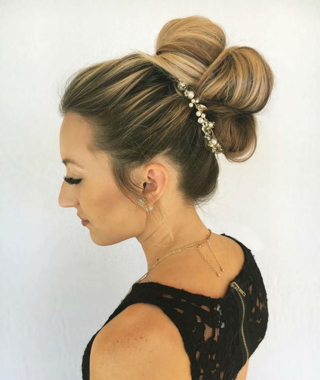 Homecoming Hairstyles 24