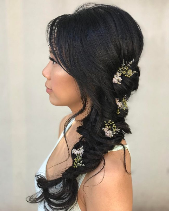 Homecoming Hairstyles 27