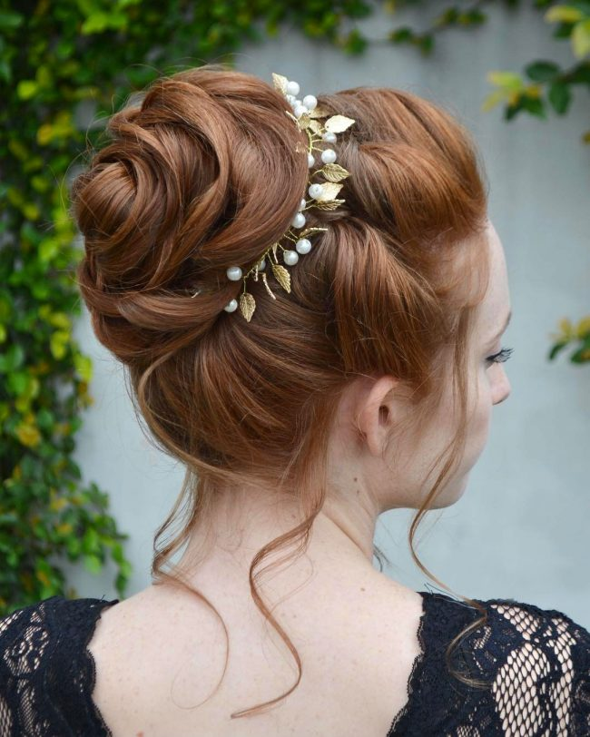 Homecoming Hairstyles 28