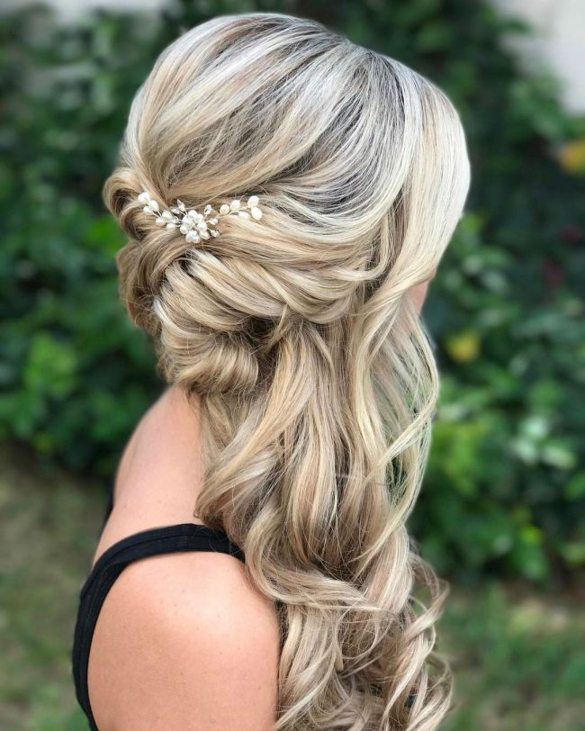 Homecoming Hairstyles 29