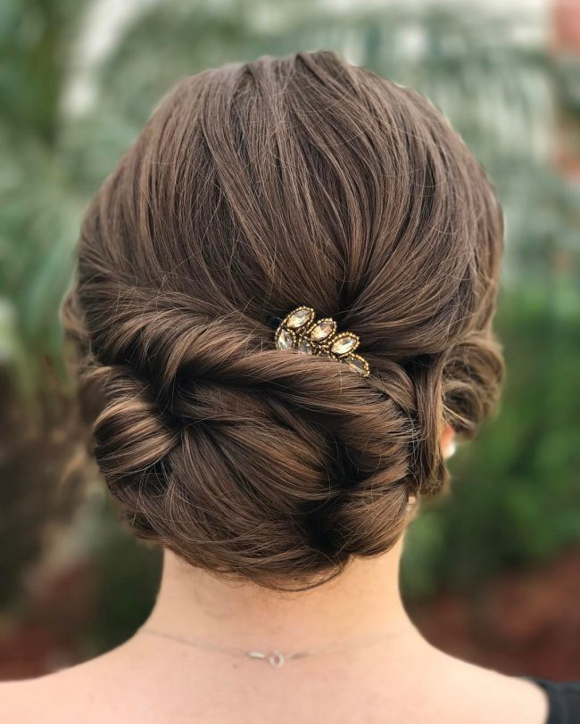 Homecoming Hairstyles 30