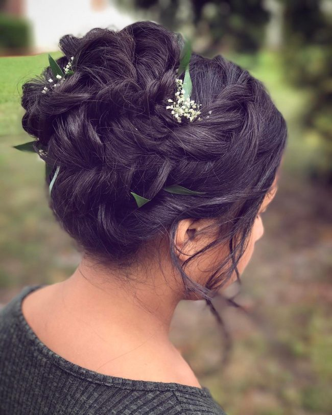 Homecoming Hairstyles 32