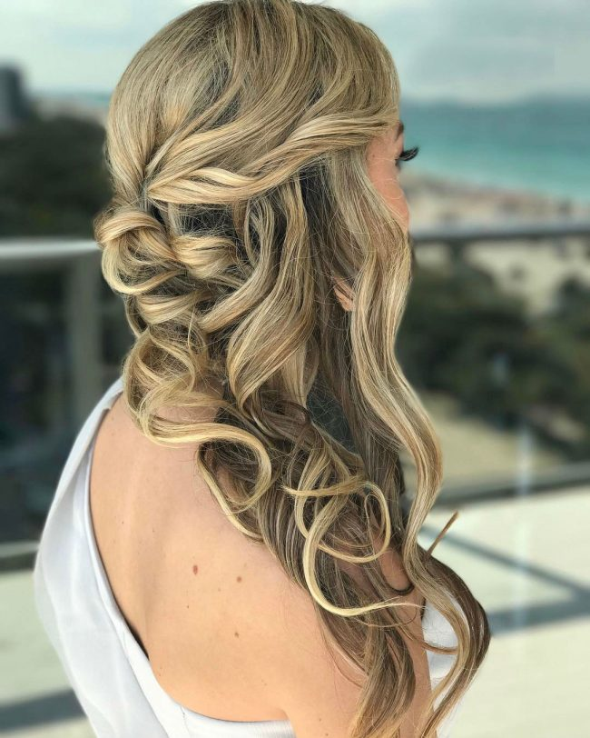Homecoming Hairstyles 33