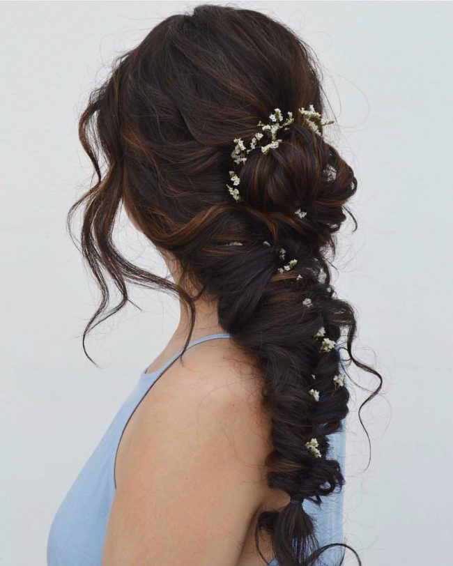 Homecoming Hairstyles 35