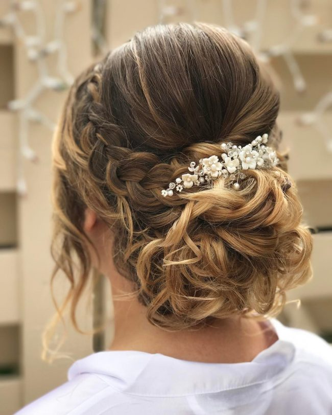 Homecoming Hairstyles 37
