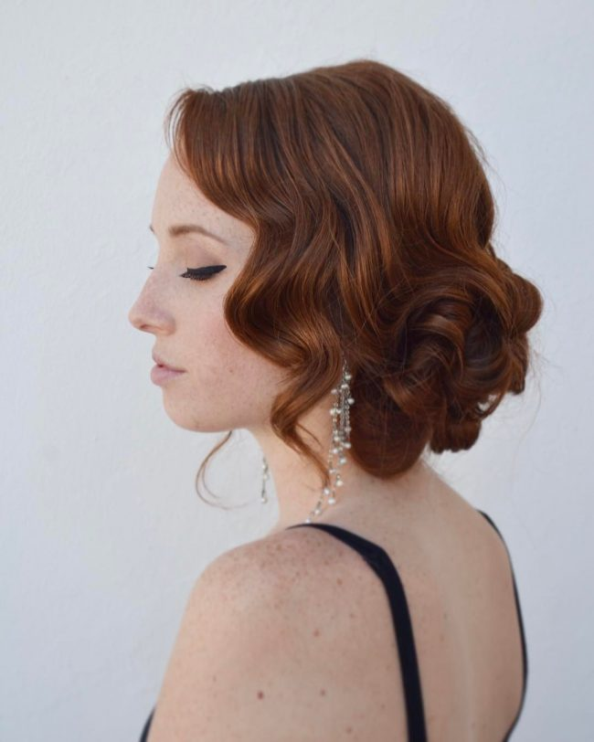 Homecoming Hairstyles 38