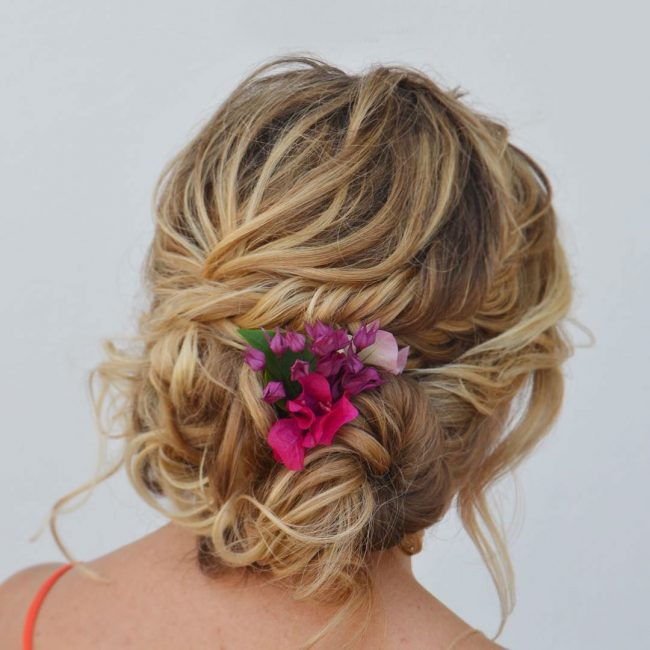 Homecoming Hairstyles 39