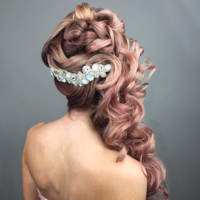Homecoming Hairstyles 4