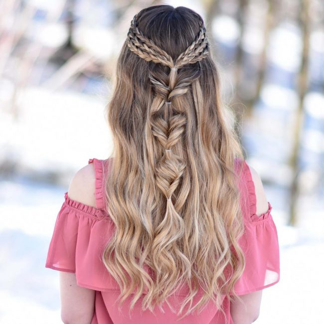 Homecoming Hairstyles 42