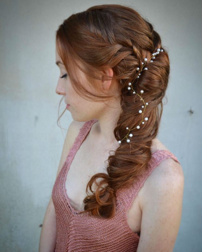 Homecoming Hairstyles 45