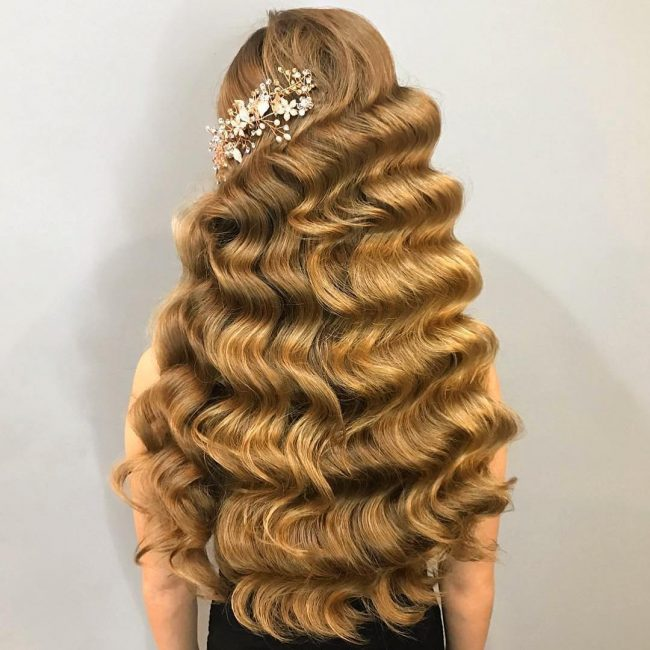 Homecoming Hairstyles 46