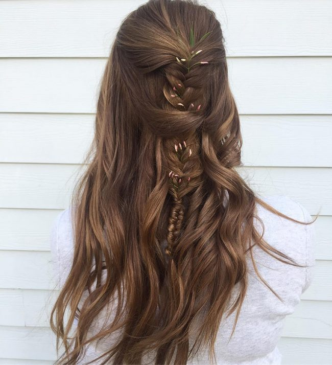 Homecoming Hairstyles 47