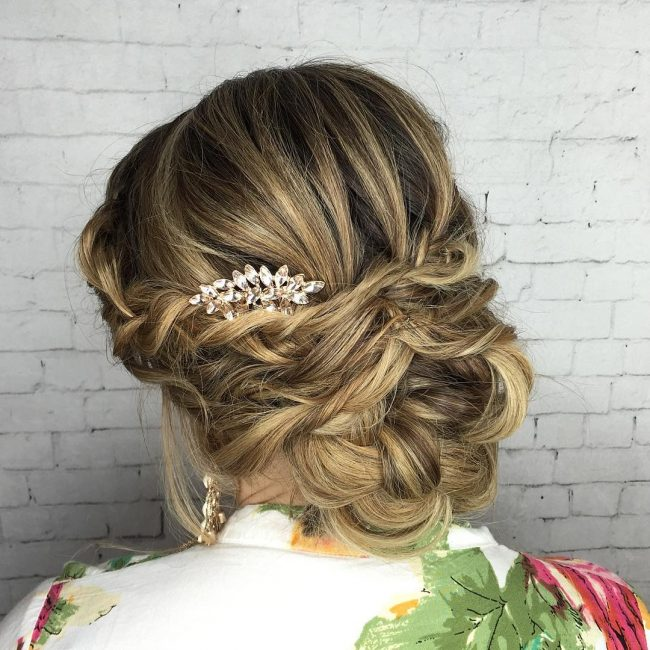 Homecoming Hairstyles 49