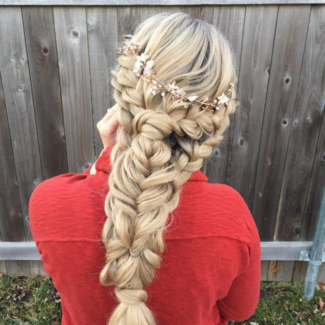 Homecoming Hairstyles 50
