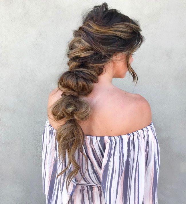 Homecoming Hairstyles 8