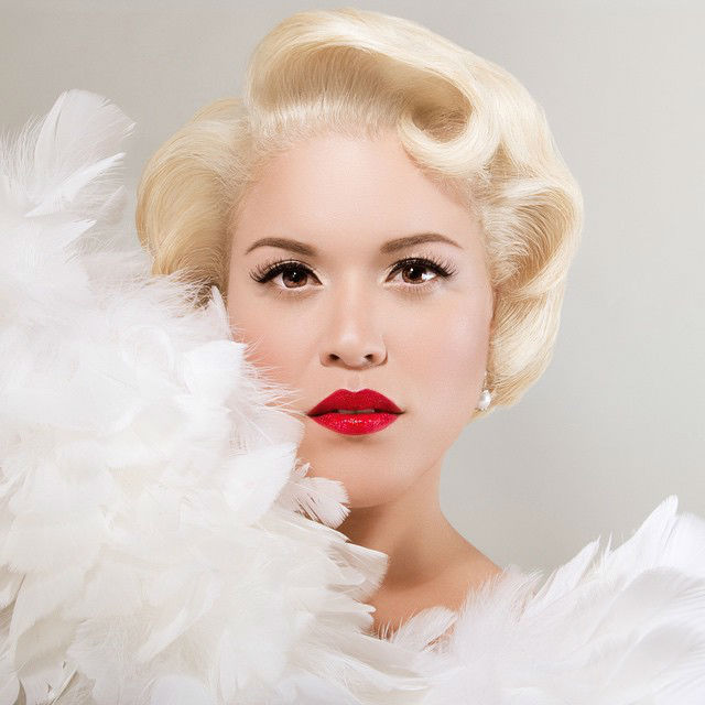 Pin Up Hairstyles 48