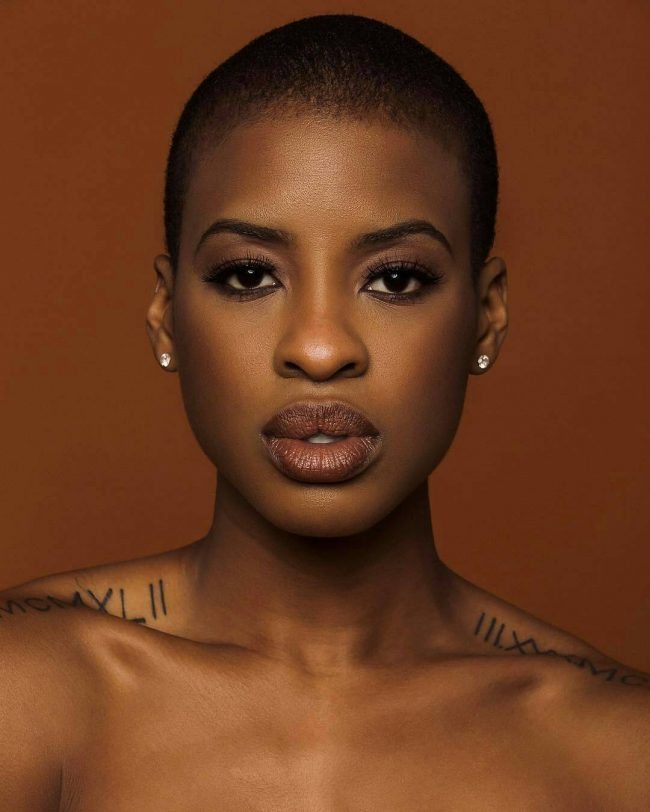 Short Hairstyles for Black Women 1