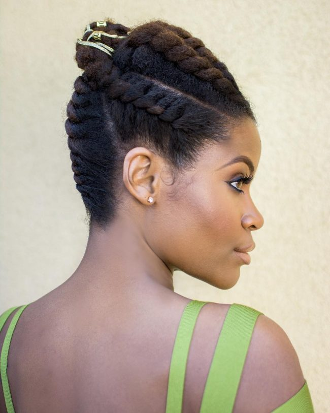 Short Hairstyles for Black Women 41