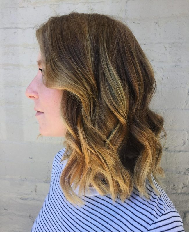 Shoulder Length Hairstyles 10