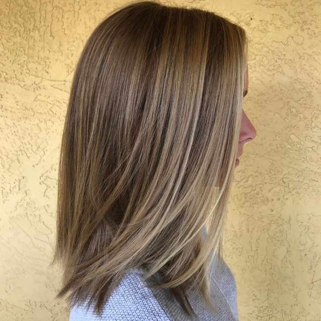 Shoulder Length Hairstyles 11