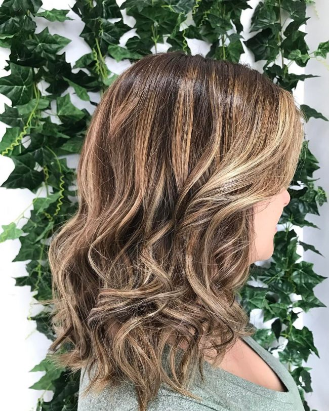 Shoulder Length Hairstyles 15