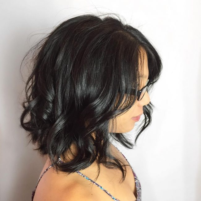 Shoulder Length Hairstyles 33