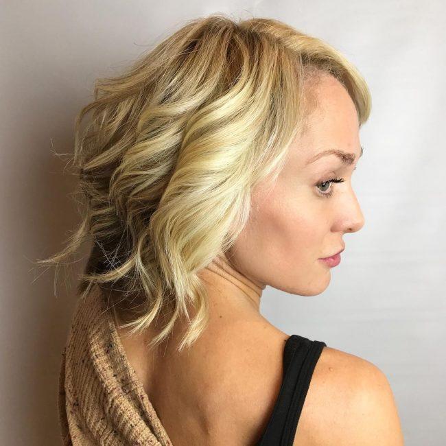 Shoulder Length Hairstyles 35