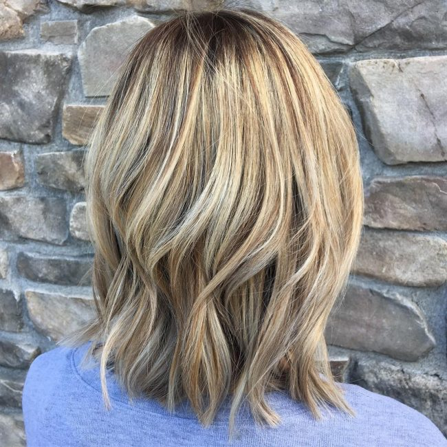 Shoulder Length Hairstyles 6