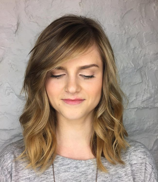 Shoulder Length Hairstyles 7