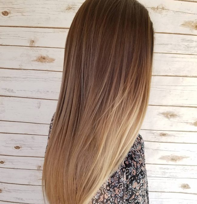Straight Hairstyles 32