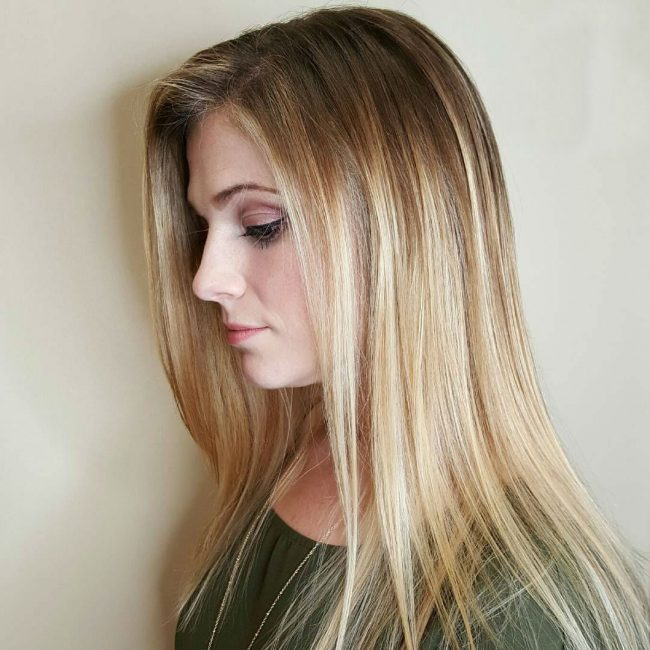 Straight Hairstyles 8