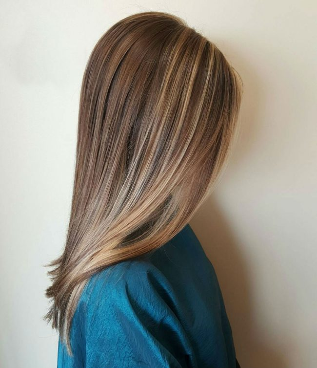 Straight Hairstyles 9