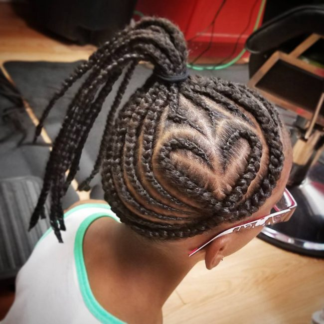 cornrow hairstyles 17