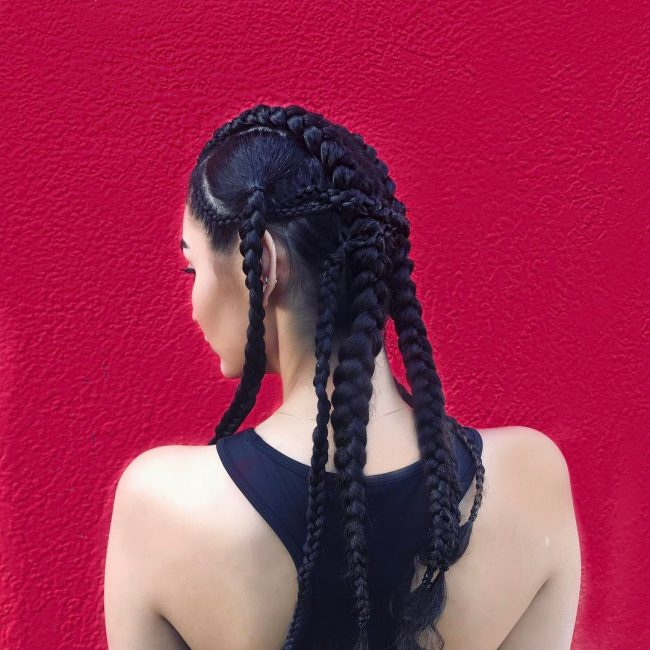 cornrow hairstyles 19