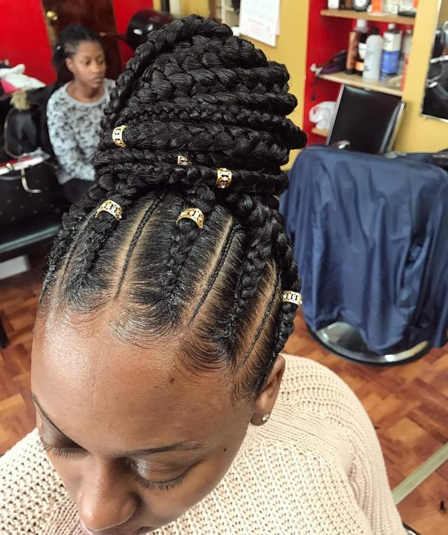 cornrow hairstyles 35