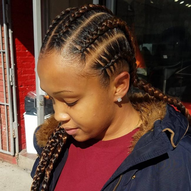 cornrow hairstyles 42