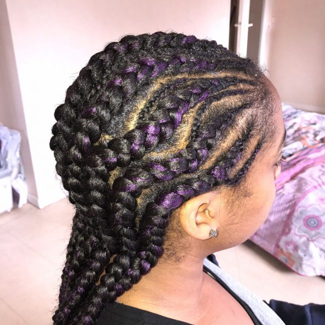 cornrow hairstyles 9