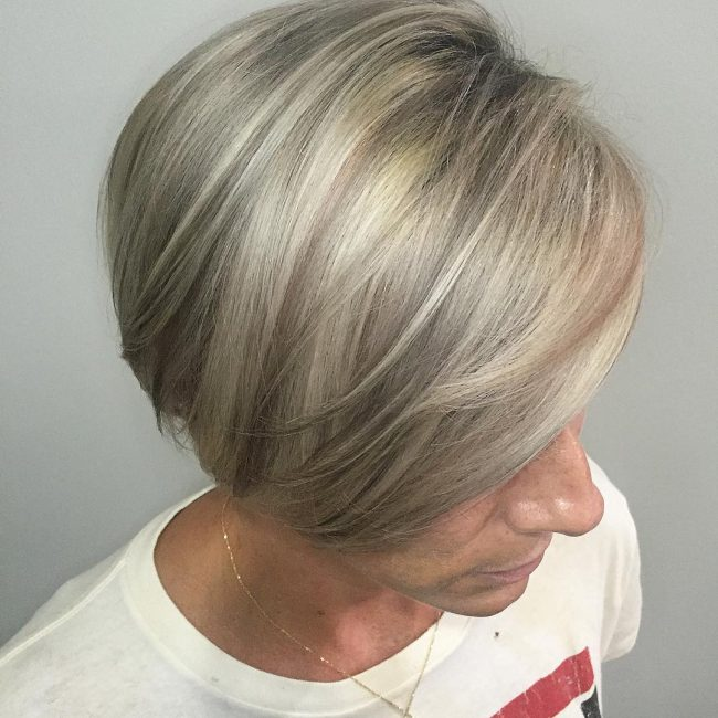 hairstyles for older women 12