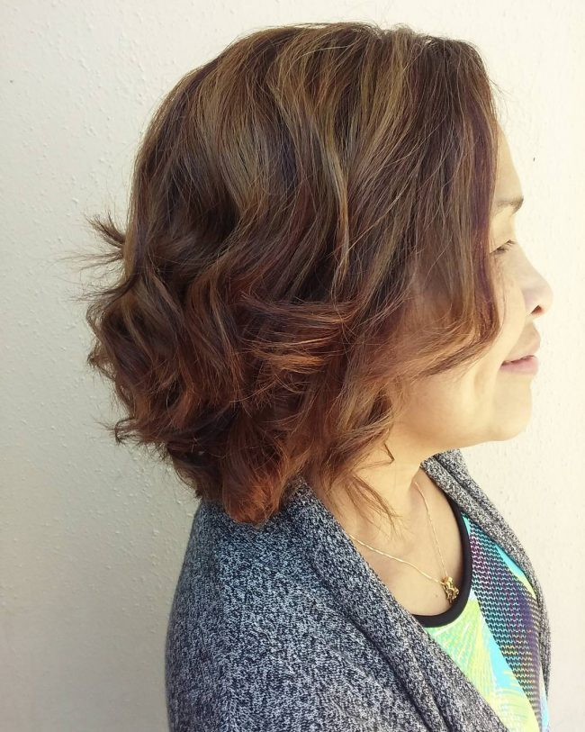 hairstyles for older women 43