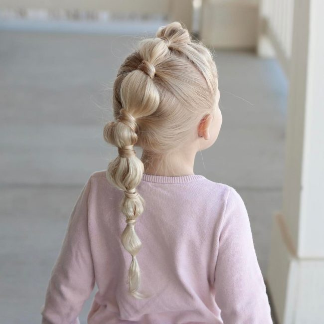 little girl hairstyles 13