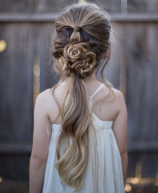 little girl hairstyles 22
