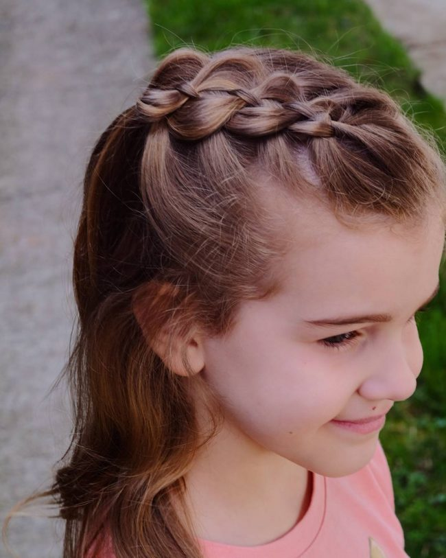 little girl hairstyles 29