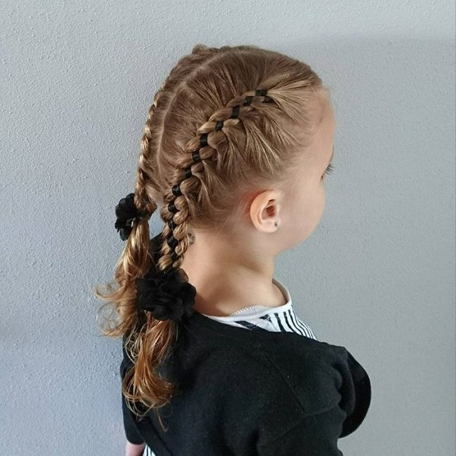 little girl hairstyles 3
