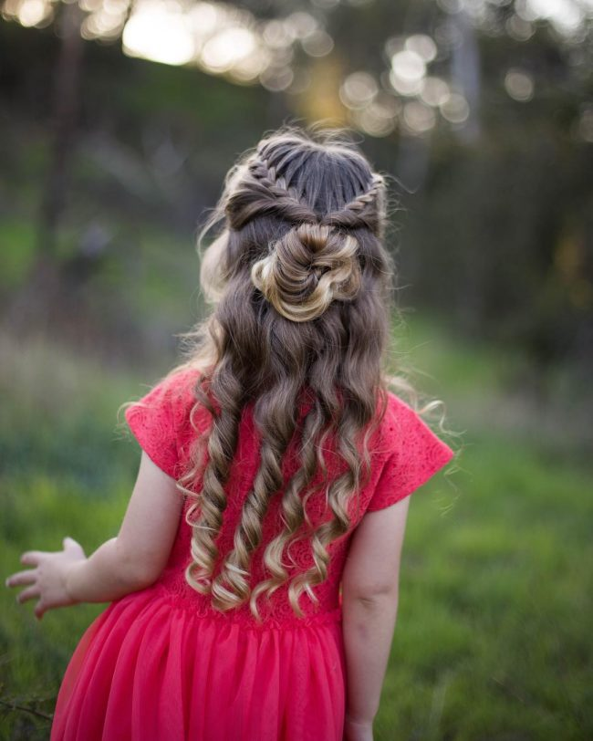 little girl hairstyles 33