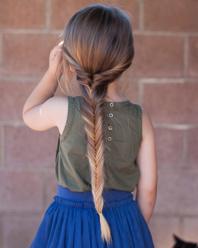little girl hairstyles 40