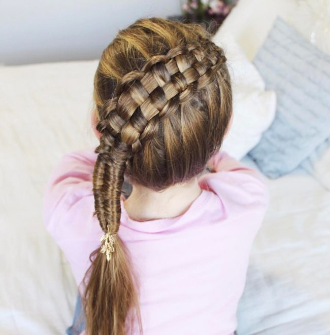 little girl hairstyles 9
