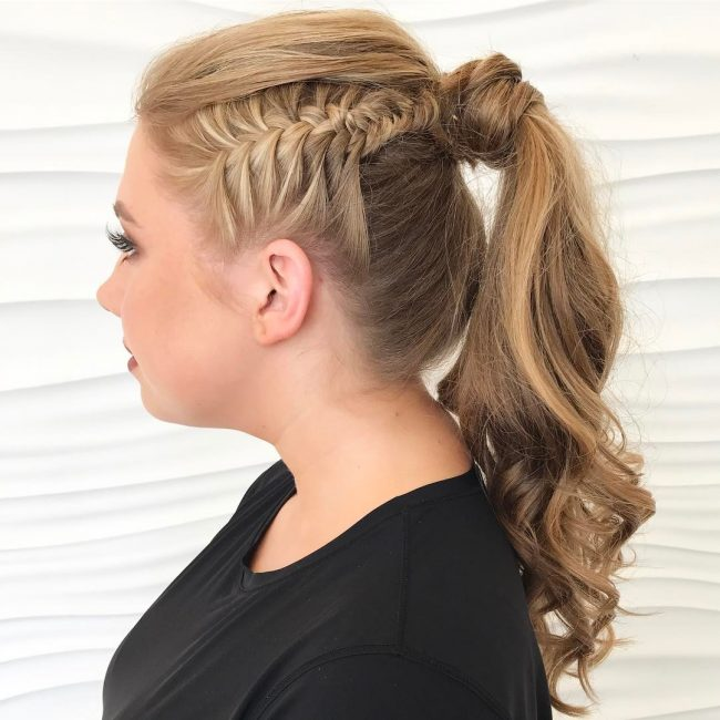 ponytail hairstyles 19