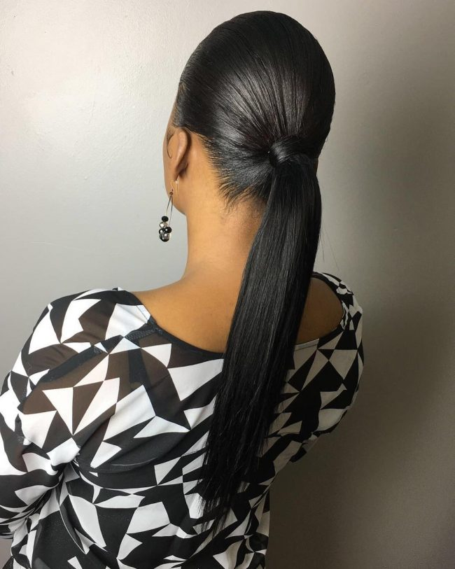 ponytail hairstyles 29
