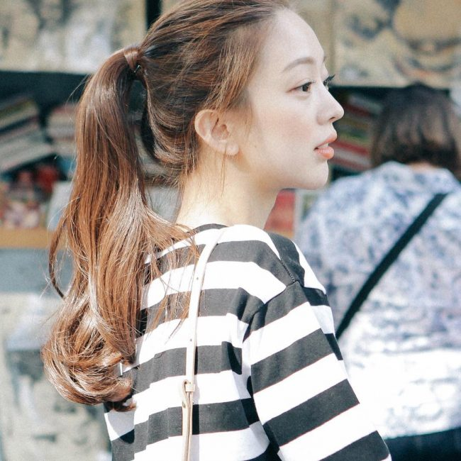 ponytail hairstyles 4